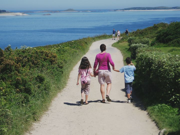 Dog Friendly Holiday Cottages Scilly Isles